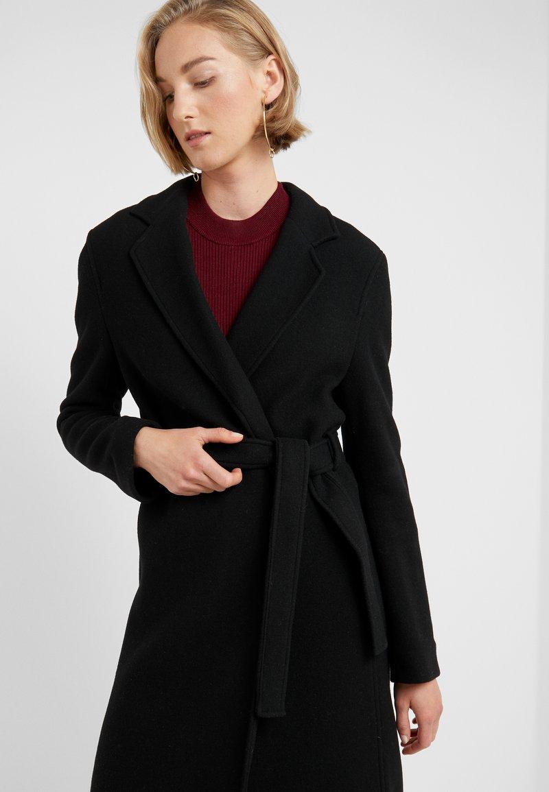 STUDIO ID - JENNIFER COAT - Classic coat - black