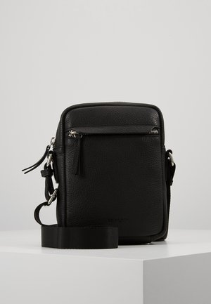CROSSBODY BAG - Umhängetasche - black