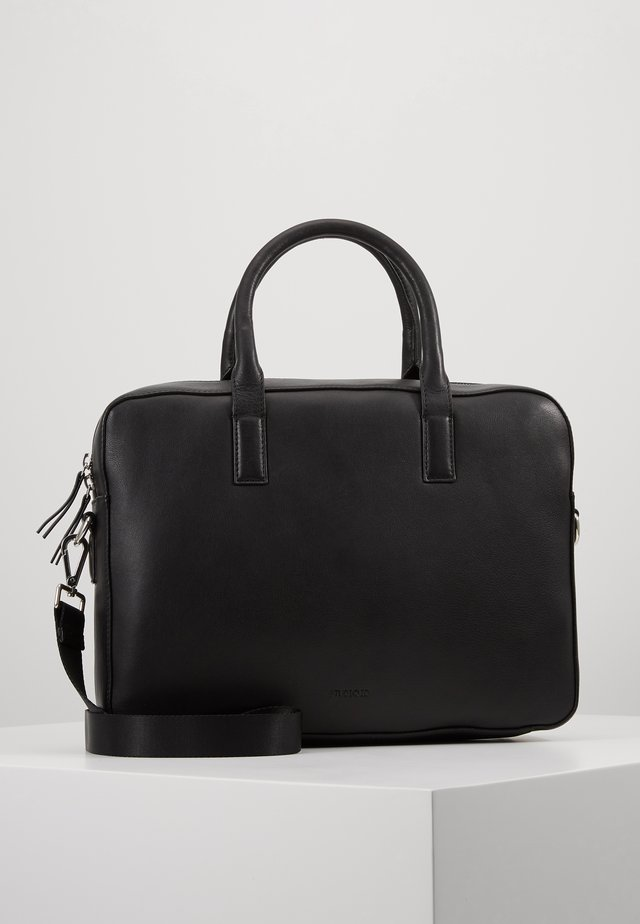BRIEFCASE - Aktentasche - black