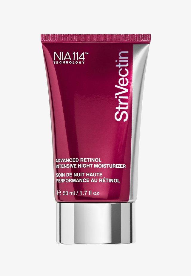 ADVANCED RETINOL INTENSIVE NIGHT MOISTURIZER50ML - Face cream - -