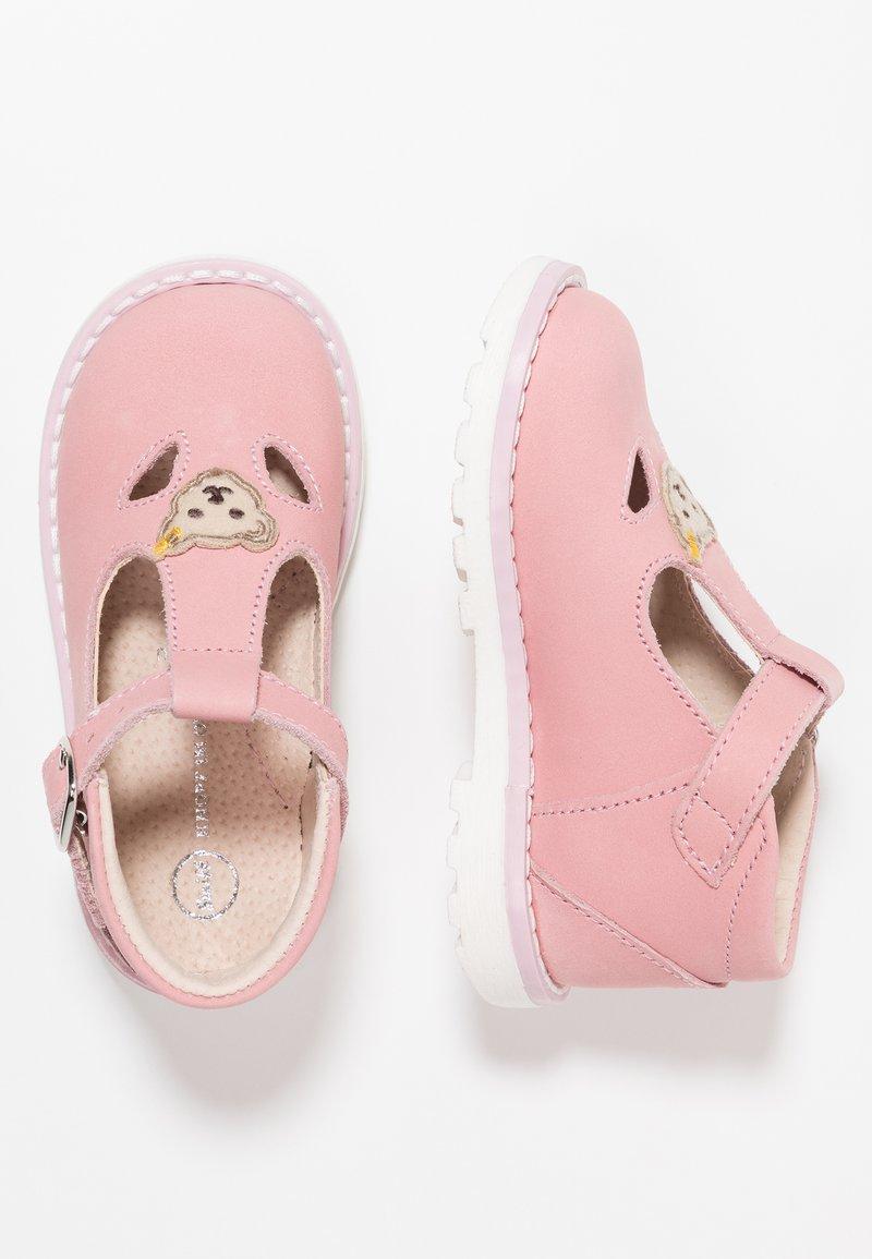 Steiff Shoes - MAALIA - Babyschoenen - pink