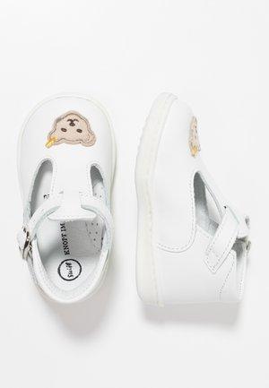 TIINA - Vauvan kengät - white
