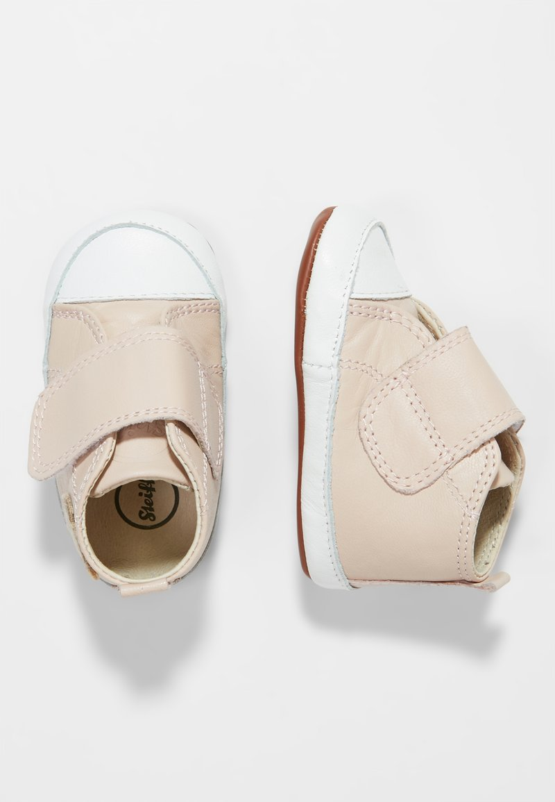 Steiff Shoes - JACKSONN - První boty - rose
