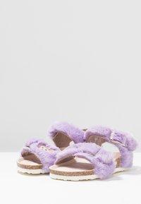 Steiff Shoes - THELMAA - Sandaalit nilkkaremmillä - lila - 3