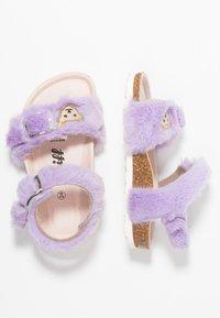 Steiff Shoes - THELMAA - Sandaalit nilkkaremmillä - lila - 0