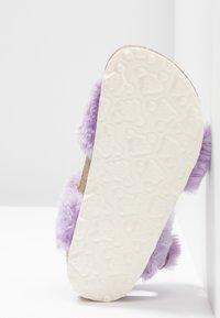 Steiff Shoes - THELMAA - Sandaalit nilkkaremmillä - lila - 5