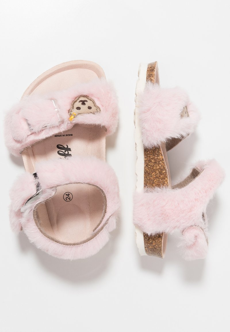 Steiff Shoes - THELMAA - Sandalen - pink