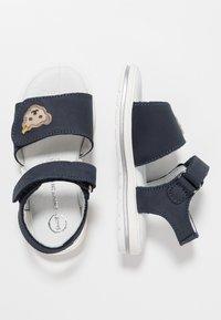 Steiff Shoes - ANNA - Sandaalit nilkkaremmillä - navy - 0