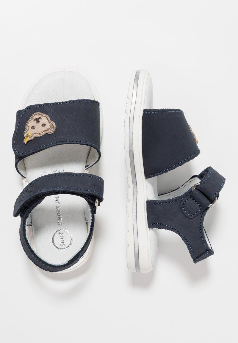 Steiff Shoes - ANNA - Sandaalit nilkkaremmillä - navy
