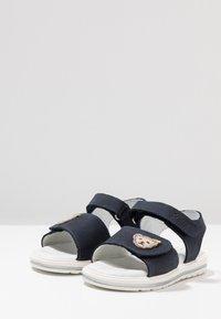 Steiff Shoes - ANNA - Sandaalit nilkkaremmillä - navy - 3