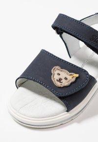 Steiff Shoes - ANNA - Sandaalit nilkkaremmillä - navy - 2
