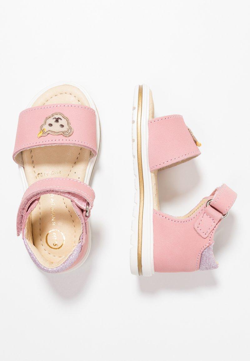 Steiff Shoes - ANNETTA - Riemensandalette - pink