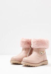 Steiff Shoes - BELLAA - Saappaat - nude - 3