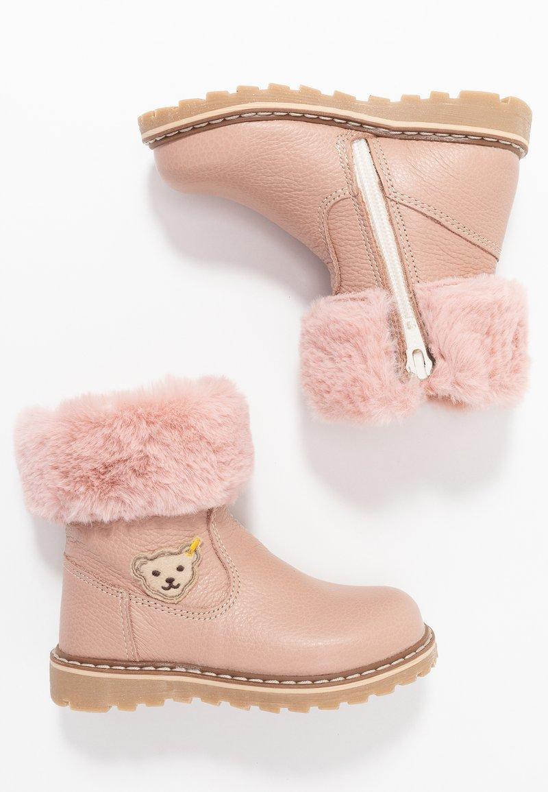 Steiff Shoes - BELLAA - Støvler - nude