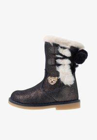 Steiff Shoes - PAMELAA - Nilkkurit - blue - 1