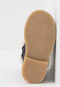 Steiff Shoes - PAMELAA - Nilkkurit - blue - 5
