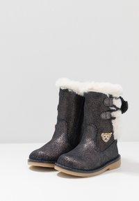 Steiff Shoes - PAMELAA - Bottines - blue - 3
