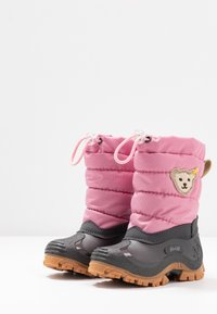 Steiff Shoes - ERICA - Talvisaappaat - rose/brown - 3