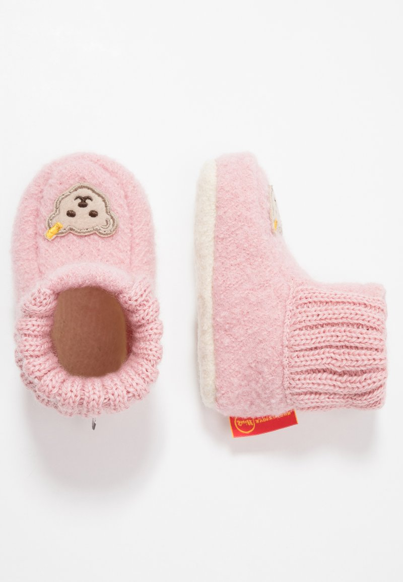 Steiff Shoes - BASTIAN - First shoes - pink