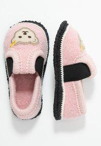 Steiff Shoes - BOBBY - Tohvelit - pink - 0