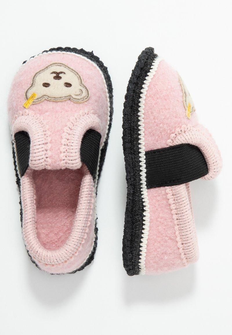 Steiff Shoes - BOBBY - Tohvelit - pink