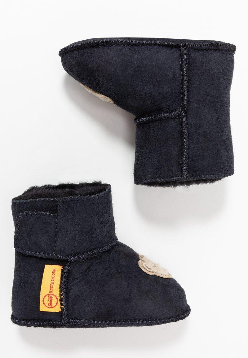 Steiff Shoes - SIENNA - Slippers - navy