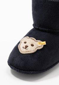Steiff Shoes - SIENNA - Slippers - navy - 2