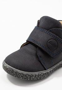Steiff Shoes - ALFIEE - Babyschoenen - navy - 2