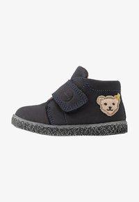 Steiff Shoes - ALFIEE - Babyschoenen - navy - 1