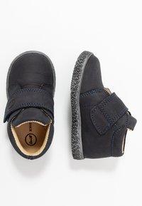Steiff Shoes - ALFIEE - Babyschoenen - navy - 0