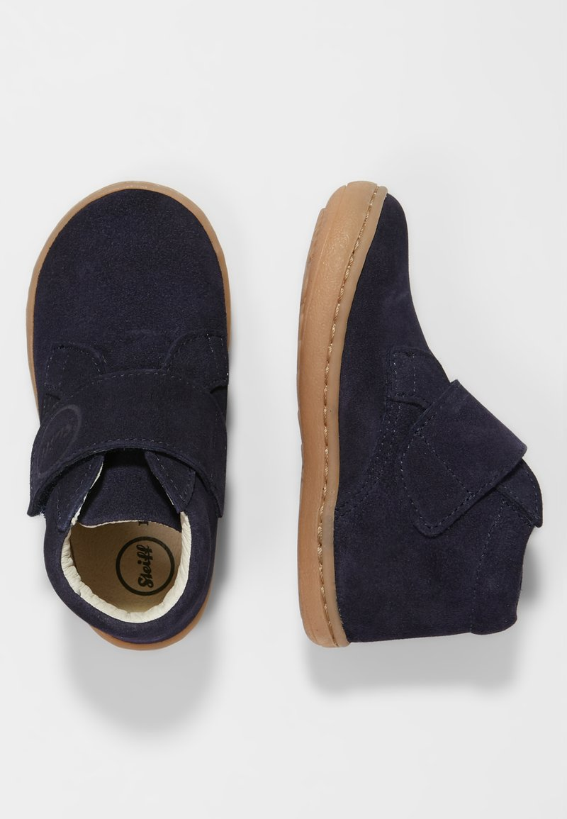Steiff Shoes - FRANKIEE NEW - Babyschoenen - navy