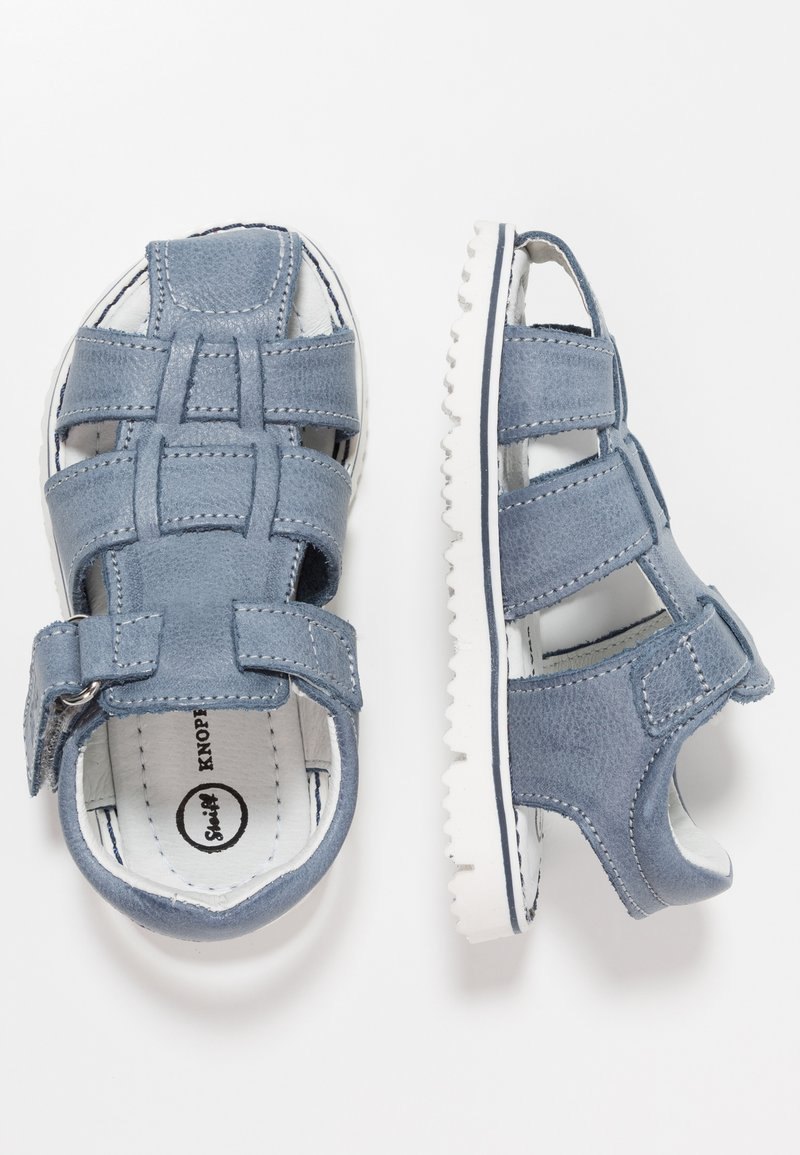Steiff Shoes - ATLAAS - Sandals - blue vintage