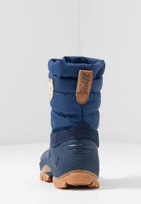 Steiff Shoes - ERICA - Winter boots - blue - 4