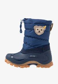 Steiff Shoes - ERICA - Winter boots - blue - 1