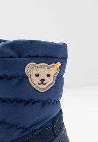 Steiff Shoes - ERICA - Winter boots - blue - 2