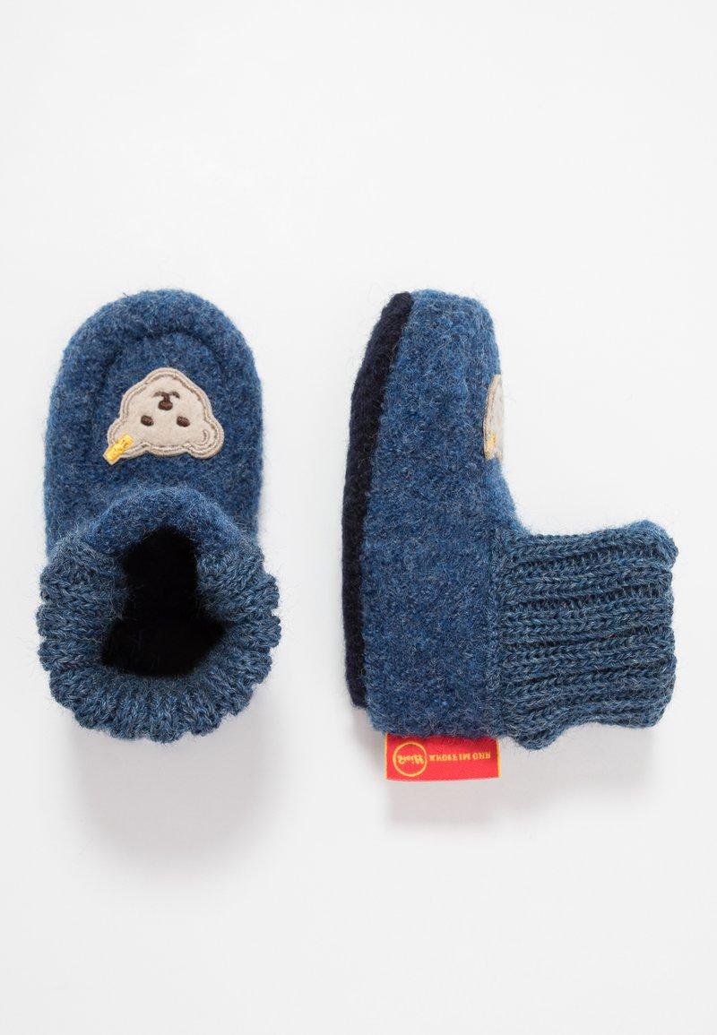 Steiff Shoes - BASTIAN - První boty - blue