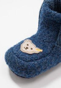 Steiff Shoes - BASTIAN - První boty - blue - 2