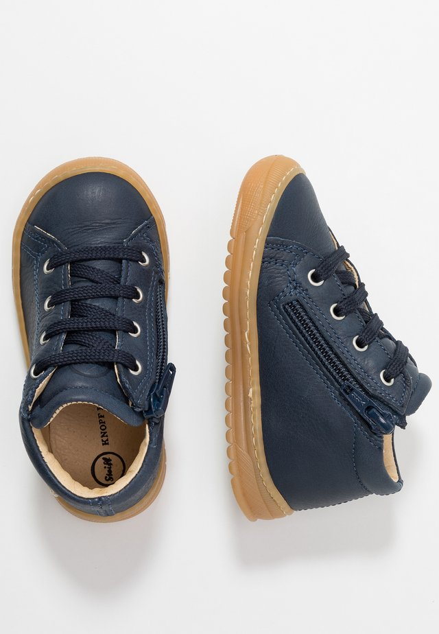 OSCAAR - Lær-at-gå-sko - blue