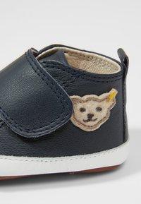 Steiff Shoes - JACKSONN - Ensiaskelkengät - navy - 2