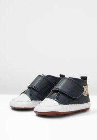 Steiff Shoes - JACKSONN - Ensiaskelkengät - navy - 3