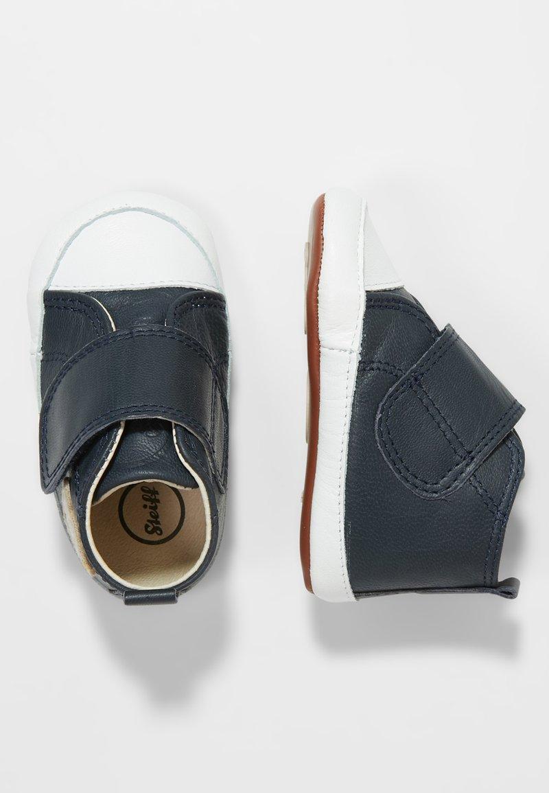 Steiff Shoes - JACKSONN - Ensiaskelkengät - navy