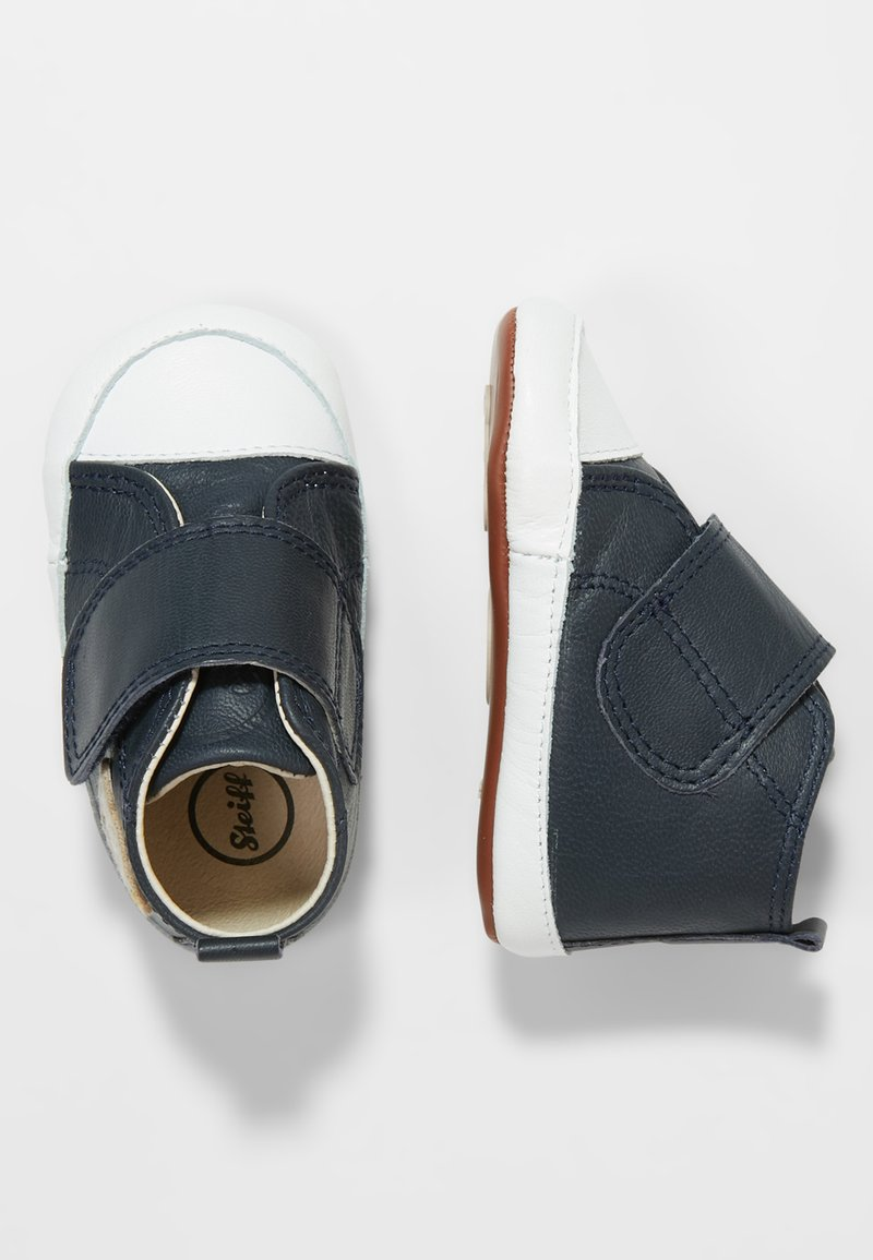 Steiff Shoes - JACKSONN - First shoes - navy