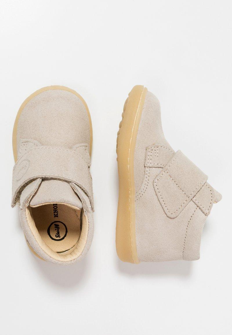 Steiff Shoes - VALENTIIN - Zapatos de bebé - beige