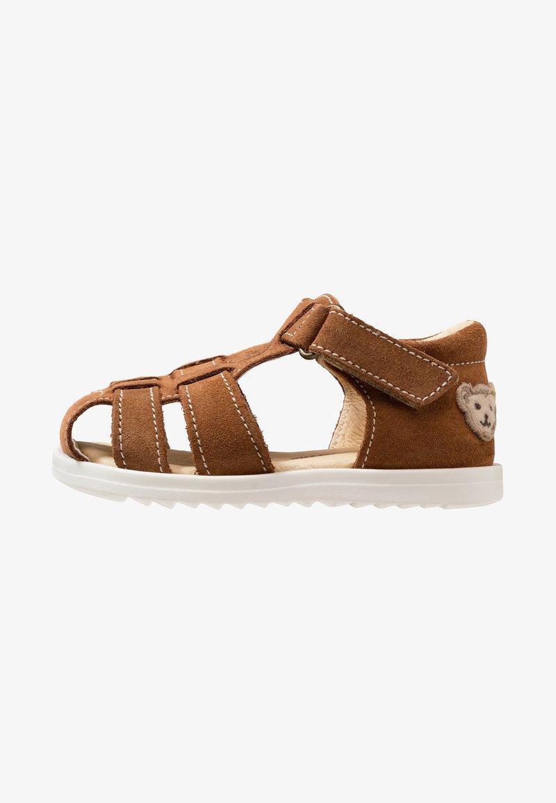 Steiff Shoes - ATLAAS NEW - Zapatos de bebé - brown