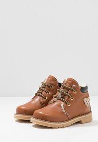 Steiff Shoes - FELIXX - Chaussures premiers pas - brown - 3