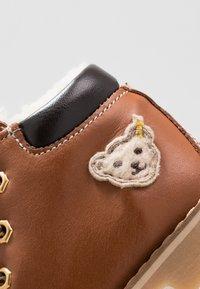 Steiff Shoes - FELIXX - Chaussures premiers pas - brown - 2
