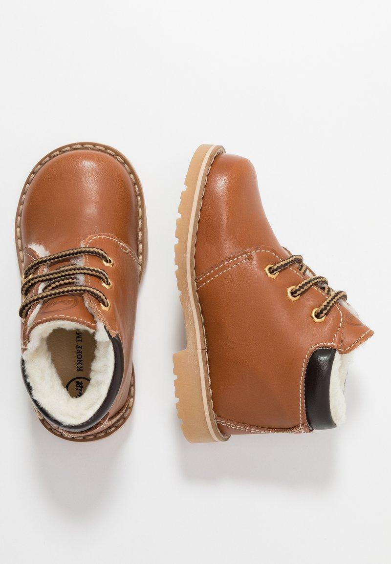 Steiff Shoes - FELIXX - Chaussures premiers pas - brown