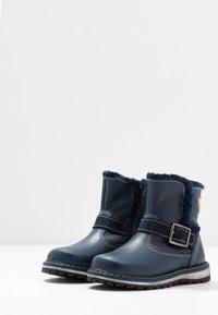 Steiff Shoes - TYLERR - Nilkkurit - blue - 2