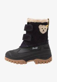 Steiff Shoes - PAULI - Talvisaappaat - navy - 1