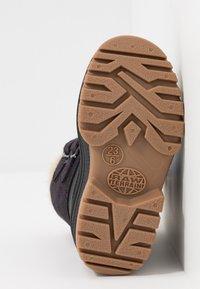Steiff Shoes - PAULI - Talvisaappaat - navy - 5